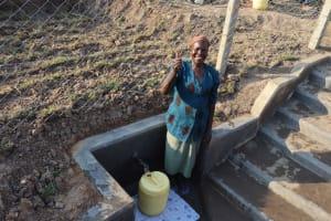 The Water Project: Makunga Community, Tabarachi Spring -  Celebrating