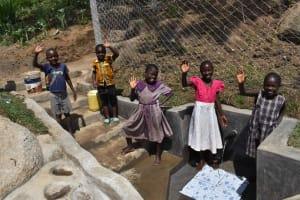 The Water Project: Malimali Community, Onyango Spring -  Adorable