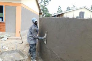 The Water Project: Namushiya Primary School -  Smoothing
