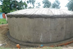 The Water Project: Namushiya Primary School -  Attached Dome