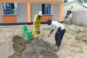 The Water Project: Namushiya Primary School -  Community Engagement