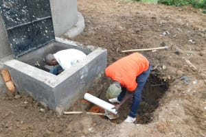 The Water Project: Namushiya Primary School -  Drawing Point