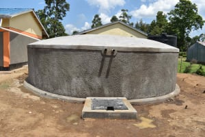 The Water Project: Namushiya Primary School -  All Done