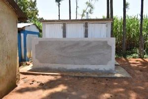 The Water Project: Namushiya Primary School -  Completed