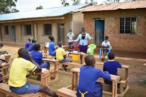 The Water Project: Namushiya Primary School -  Listening