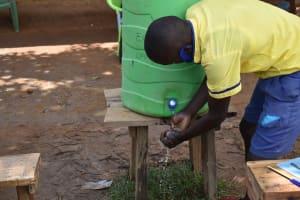 The Water Project: Namushiya Primary School -  Participant Handwashing