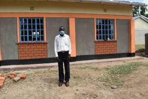 The Water Project: Namushiya Primary School -  Philip Inguche