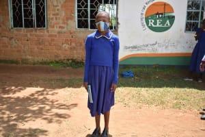 The Water Project: Namushiya Primary School -  Rebecca