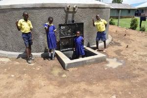 The Water Project: Namushiya Primary School -  Students