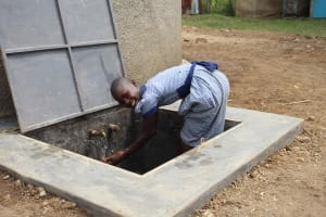 The Water Project: St. Elizabeth Shipala Primary School -  Clean Hands