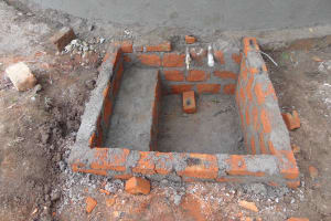 The Water Project: St. Elizabeth Shipala Primary School -  Drawing Point In Progress