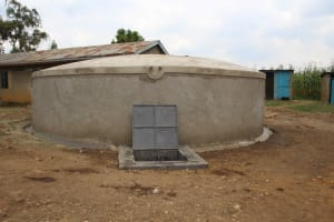 The Water Project: St. Elizabeth Shipala Primary School -  All Done