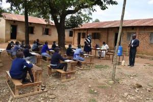 The Water Project: St. Elizabeth Shipala Primary School -  Head Teacher