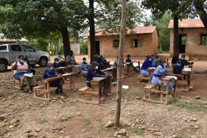 The Water Project: St. Elizabeth Shipala Primary School -  Participants