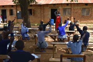 The Water Project: St. Elizabeth Shipala Primary School -  Participating
