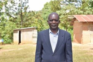 The Water Project: St. Elizabeth Shipala Primary School -  Mark Shitikha