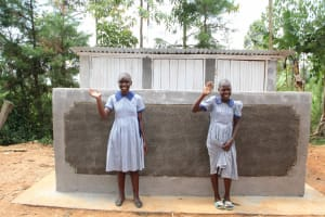 The Water Project: St. Elizabeth Shipala Primary School -  Big Smiles