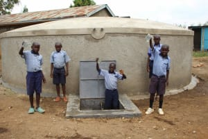 The Water Project: St. Elizabeth Shipala Primary School -  Celebrating