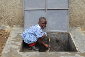 The Water Project: St. Elizabeth Shipala Primary School -  Smiling Girl