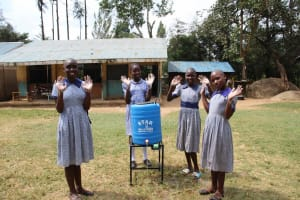 The Water Project: St. Elizabeth Shipala Primary School -  Soapy Hands