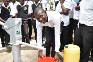 The Water Project: Shamberere Boys' High School -  Smiles For Water