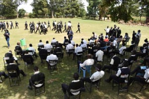 The Water Project: Shamberere Boys' High School -  Ongoing Training