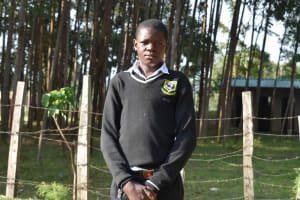 The Water Project: Shamberere Boys' High School -  Student