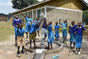 The Water Project: Bukhakunga Primary School -  Celebrations
