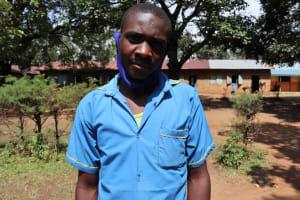 The Water Project: Bukhakunga Primary School -  David M