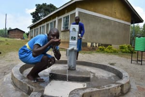 The Water Project: Bukhakunga Primary School -  Drinking Water