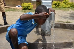 The Water Project: Bukhakunga Primary School -  Refreshed