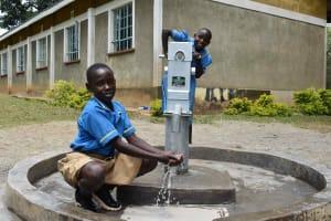 The Water Project: Bukhakunga Primary School -  Water Brings Joy