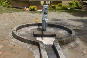 The Water Project: Bukhakunga Primary School -  Complete Borehole