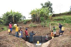 The Water Project: Khunyiri Community, Edward Spring -  Cheers