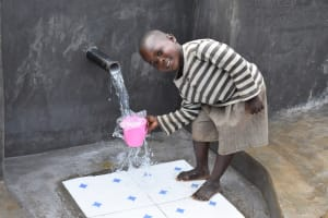 The Water Project: Khunyiri Community, Edward Spring -  What A Cutie
