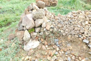 The Water Project: Khunyiri Community, Edward Spring -  Gathered Materials