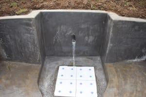 The Water Project: Khunyiri Community, Edward Spring -  It Works