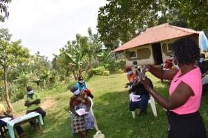 The Water Project: Khunyiri Community, Edward Spring -  Handwashing