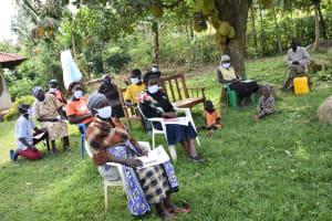 The Water Project: Khunyiri Community, Edward Spring -  Listening