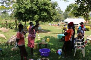 The Water Project: Khunyiri Community, Edward Spring -  Training Intro