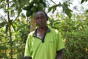 The Water Project: Khunyiri Community, Edward Spring -  Moses Olando