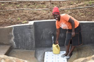 The Water Project: Khunyiri Community, Edward Spring -  All Smiles