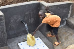 The Water Project: Khunyiri Community, Edward Spring -  William At Spring