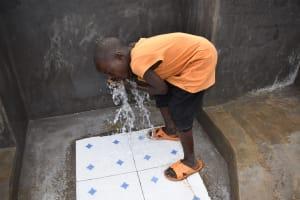 The Water Project: Khunyiri Community, Edward Spring -  William Washing Face