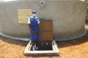 The Water Project: St. Stephens ACK Eshiakhulo Secondary School -  Michelle