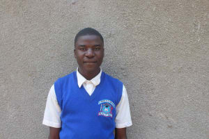 The Water Project: St. Stephens ACK Eshiakhulo Secondary School -  Shariff O