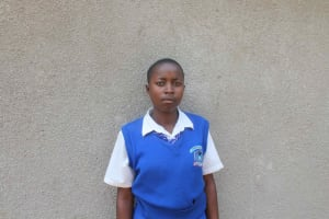 The Water Project: St. Stephens ACK Eshiakhulo Secondary School -  Student Michelle