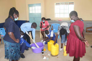 The Water Project: St. Stephens ACK Eshiakhulo Secondary School -  Students