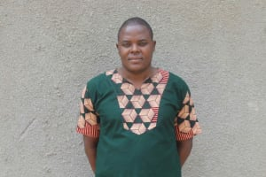The Water Project: St. Stephens ACK Eshiakhulo Secondary School -  Teacher Bartholemew Omutere