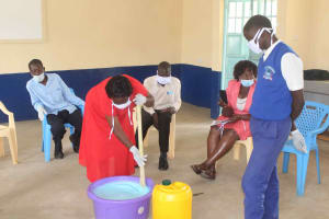 The Water Project: St. Stephens ACK Eshiakhulo Secondary School -  Teachers